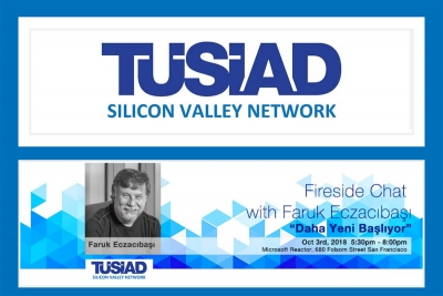 TÜSİAD SILICON VALLEY NETWORK INVITES YOU TO OUR FALL GATHERING EVENT!